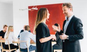 TeamTalk voor managers en bedrijven