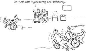 zelfsturing in de zorg Teamtalk