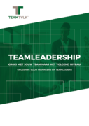 Brochure opleiding voor managers